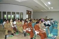Sosialisasi SKP dari BKD Kab. Sukoharjo