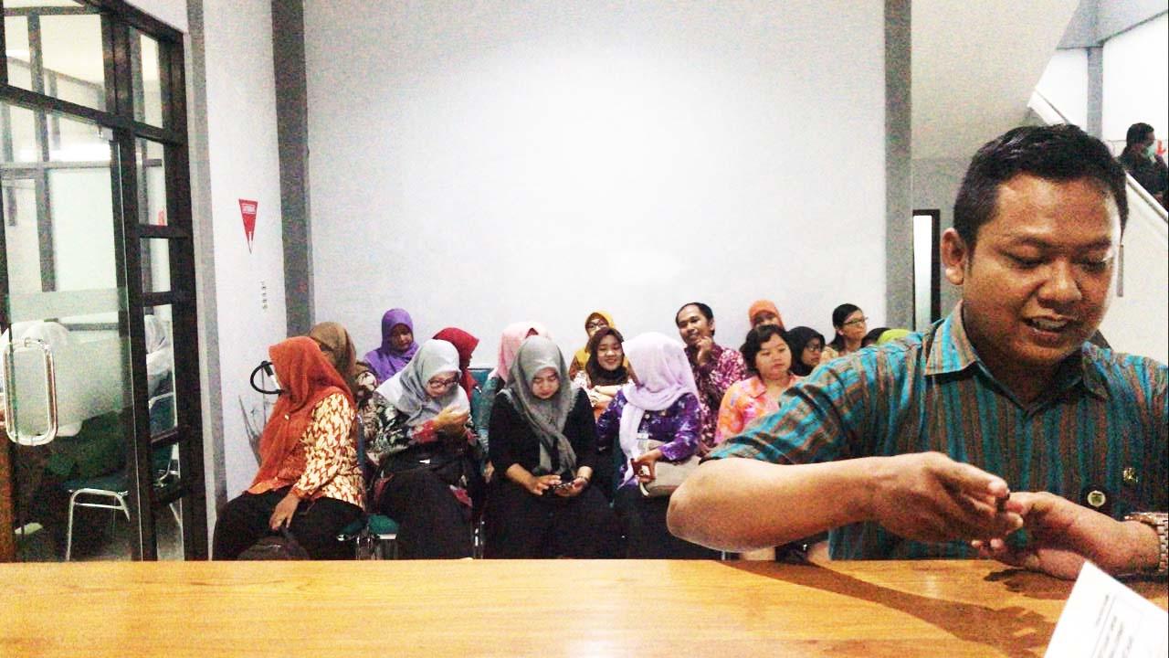 Pemeriksaan Kesehatan bagi CPNS di Lingkungan Kabupaten Sukoharjo