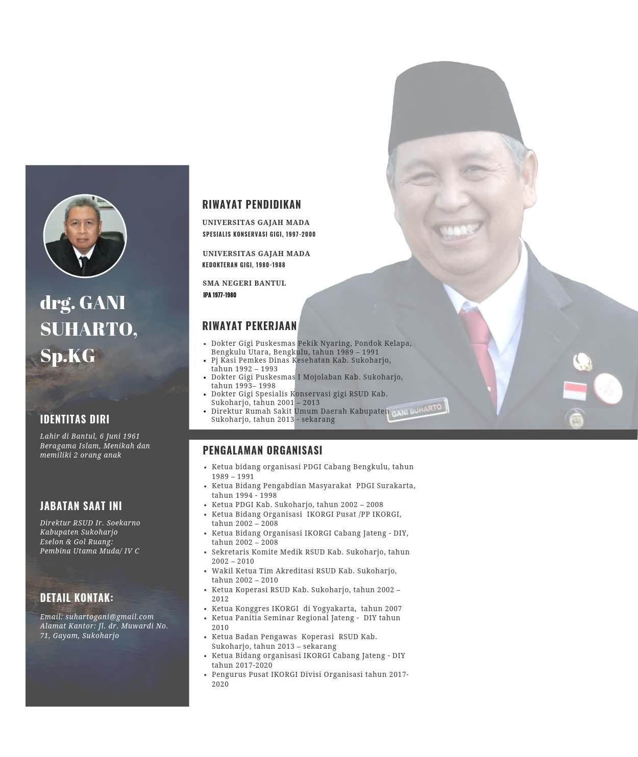 Profil Direktur