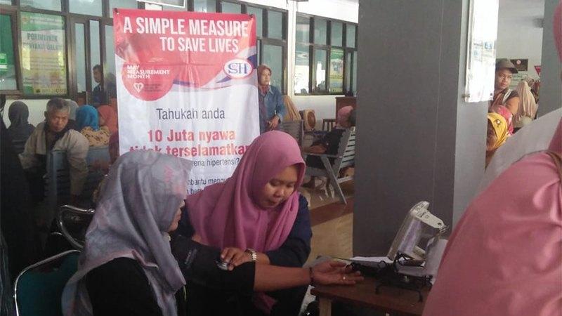 May Measurement Month 2018 RSUD Ir. SOEKARNO Kabupaten Sukoharjo