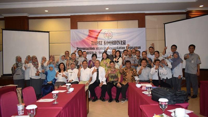 Rencana Strategis Peningkatan Pelayanan Di Rsud Ir. Soekarno Kabupaten Sukoharjo
