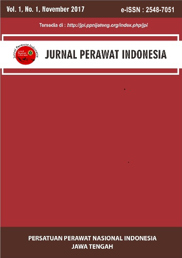 Jurnal Perawat Indonesia