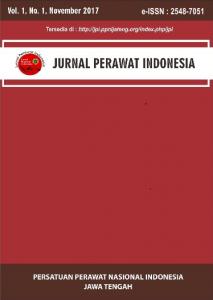 Jurnal Perawat Indonesia