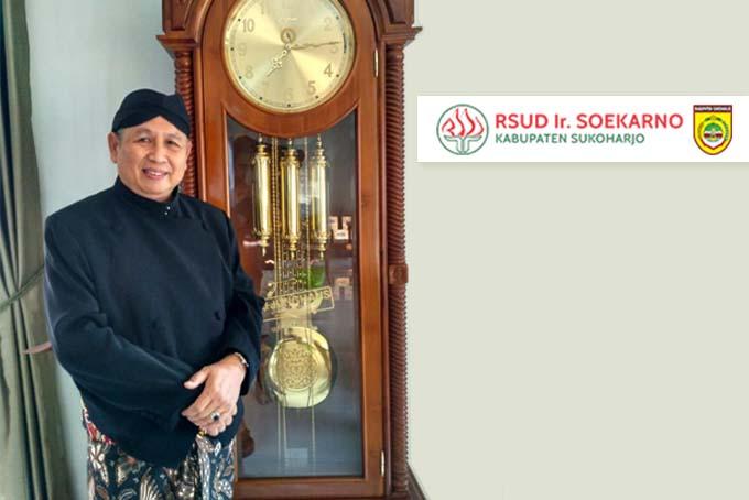 drg. Gani Suharto, Sp. KG