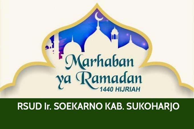 Marhaban ya Ramadhan 1440  Hijriah